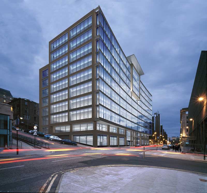 Commercial Lighting Glasgow: Future Glasgow